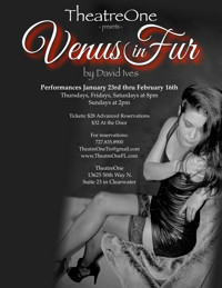 Venus in Fur in Tampa/St. Petersburg
