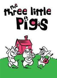 The Three Little Pigs in Broadway