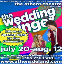 The Wedding Singer in Broadway