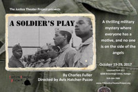 A Soldier's Play by Charles Fuller in Raleigh