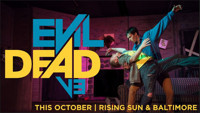 Evil Dead: The Musical in Broadway