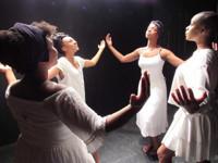 Fancy Maids in Off-Off-Broadway