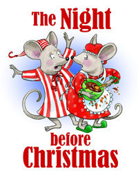 The Night Before Christmas in Central Pennsylvania