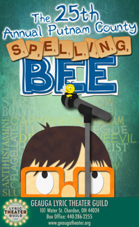 The 25th Annual Putnam County Spelling Bee in Off-Off-Broadway