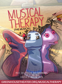 Musical Therapy (The Musical) in Broadway