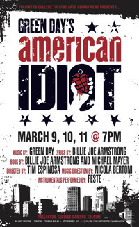 Green Day's American Idiot in Los Angeles