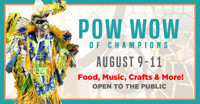 Pow Wow of Champions in Tulsa