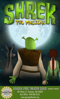 Shrek the Musical in Off-Off-Broadway