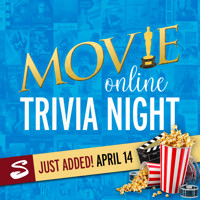 Movie Online Trivia Night in New Jersey