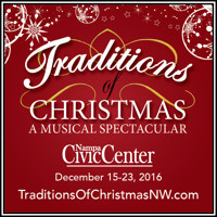 Traditions of Christmas in Boise