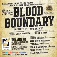 BLOOD BOUNDARY in Broadway