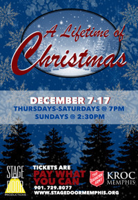 A Lifetime Of Christmas  in Broadway