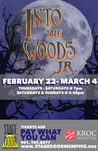 Into The Woods Jr. in Broadway