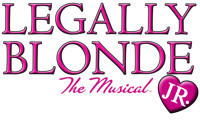 Legally Blonde, JR in Broadway