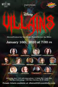 Disney Villains in Off-Off-Broadway
