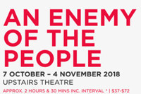 An Enemy of the People in Broadway