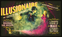 Illusionaire Magic Show in AUSTRALIA - MELBOURNE
