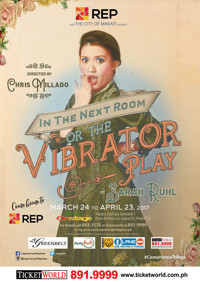 IN THE NEXT ROOM, OR THE VIBRATOR PLAY in Philippines