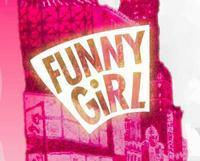 Funny Girl in Broadway