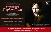 Evening With Stephen Crane in New Jersey
