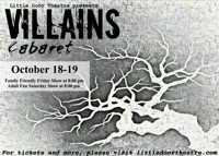 Villains Cabaret in Detroit