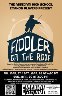 Fiddler on the Roof in New Jersey