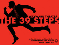 ---POSTPONED---THE 39 STEPS in Minneapolis / St. Paul