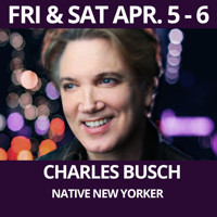 Charles Busch - Native New Yorker in Off-Off-Broadway