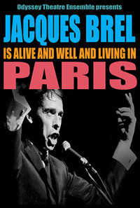 Jacques Brel Is Alive and Well and Living in Paris in Broadway