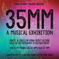 35MM: A Musical Exhibition in Salt Lake City