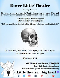 Rosencrantz and Guildenstern are Dead in Broadway