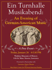 Ein Turnhalle Musikabend - Final Friday in Lawrence in Kansas City