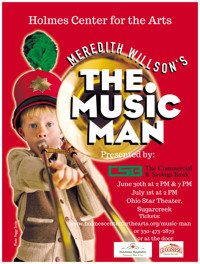 The Music Man in Cleveland