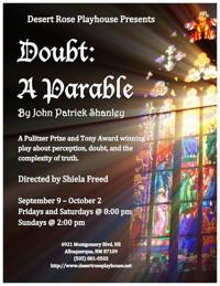 Doubt: A Parable in Albuquerque