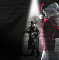 Get Thee Behind Me, Santa: An Inexcusably Filthy Children's Time-Travel Farce for Adults Only in Boston