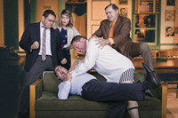 Neil Simon's LAUGHTER ON THE 23RD FLOOR in San Diego
