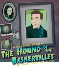 3 Person Comedic HOUND OF THE BASKERVILLES in Seattle