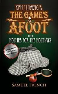 The Game's Afoot, or Holmes For The Holidays in Sioux Falls