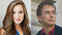 Laura Osnes, vocals & Rob Fisher, conductor in Central Virginia