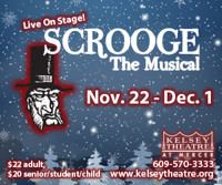 Scrooge - The Musical in New Jersey