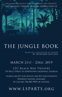 Jungle Book in Broadway