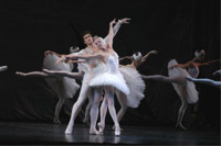 Swan Lake presented by Russian National Ballet Theatre in Detroit