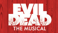 Evil Dead The Musical in Broadway