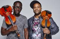 Black Violin in New Jersey