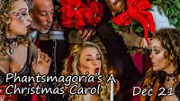 Phantasmagoria's A Christmas Carol in Off-Off-Broadway