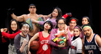 Model Majority March Madness in Off-Off-Broadway