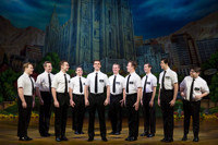 The Book of Mormon in Houston