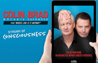 Colin Mochrie & Brad Sherwood: Stream of Consciousness in Boston