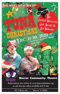 A Tuna Christmas in San Antonio