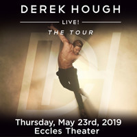Derek Hough Live! in Salt Lake City